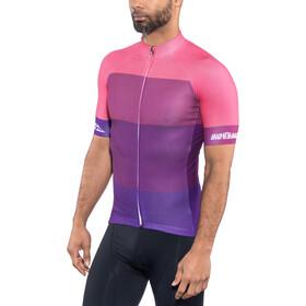 Red Cycling Products Colorblock Race Kortærmet cykeltrøje Herrer, purple-pink